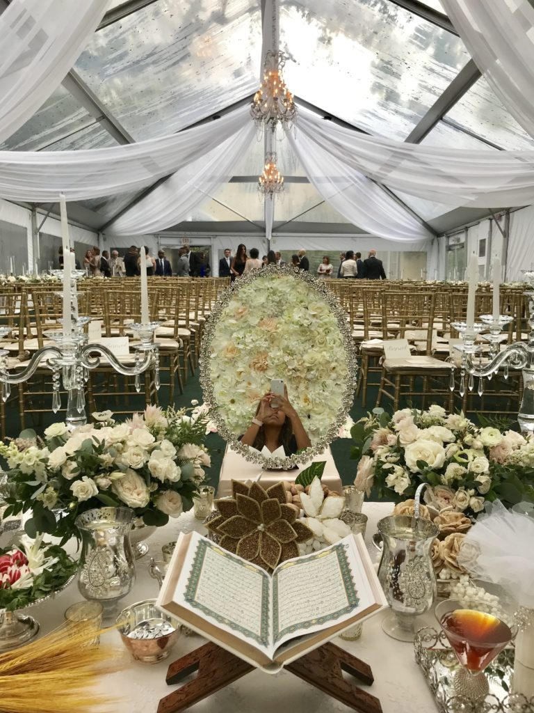 Persian Wedding Ceremony Tables Infohaselbdesigns